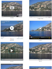 Video Comparison Page
