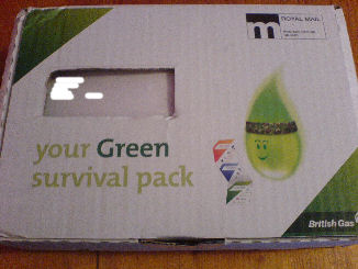 Green Survival Kit 1
