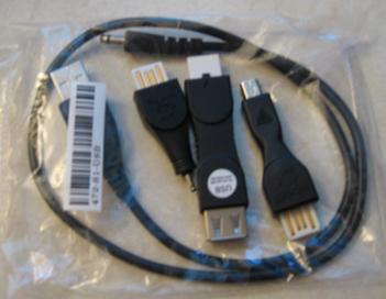 Solio charging plugs