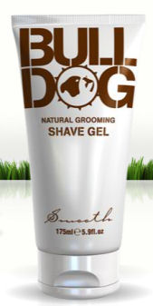 Bulldog Natural Grooming Shave Gel