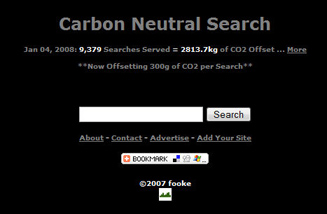 Carbon Neutral Search
