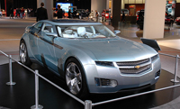 Chevy Volt Concept - photo from OhGizmo