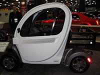 Global Electric Motors e2