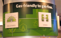 General Motors Gas Friendly to Gas Free