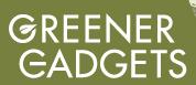 Greener Gadgets logo