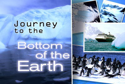 Journey to the Bottom of the Earth