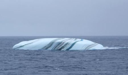 Marbled Iceberg