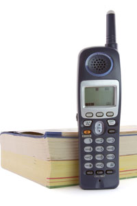 Phone and phone book