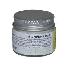 Simply Soaps aftershave balm