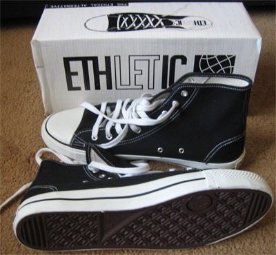 Autonomie Ethletic High-top Sneakers