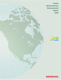Honda Environmental Report