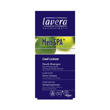 Lavera Men SPA shampoo