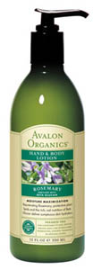 Avalon Hand & Body Lotion