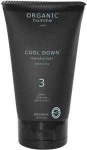Organic Homme moisturiser